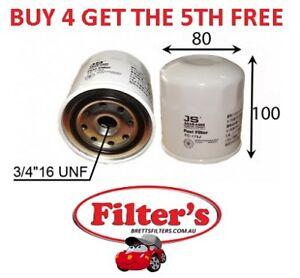 FUEL Filter ISUZU TRUCK ELF N SERIES NPR70 4.8L 4HE1T TURBO DIESEL 1995 - 1999