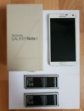 "Samsung Galaxy Note 4 weiß 32GB LTE Android 5,7"" Smartphone ohne Simlock 16 MP"