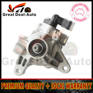 Power Steering Pump For Honda Accord Euro CM5 CM7 CL9 2.4L 03-07 56110-RAA-A01