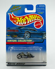 New listing Hot Wheels Virtual Collection GO KART 2000 New Free Shipping