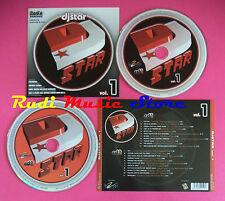 CD Dj Star Vol 1 compilation Guetta Morrison atfc no mc dvd vhs(C34)