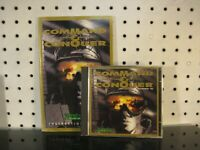 Command & Conquer Original Westwood RTS Strategy Game for Windows 95