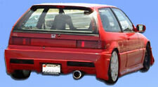 88-91 Honda Civic Hatchback Extreme Rear Bumper Body Kit -Free Shipping In Stock