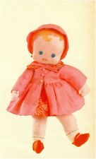 """""""Tatiana"""" Baby Doll Rag Doll (14"""" Tall) Sewing Pattern S10165 NOT FINISHED ITEM"""