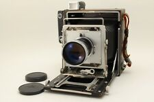 【EXC+++++】 Graflex Speed Graphic 4x5 + Rodenstock 270mm F6.6 From Japan #1664