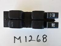 06-13 SUZUKI SX4 GRAND VITARA DRIVERS SIDE LEFT MASTER WINDOW SWITCH OEM M1268