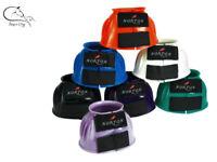 Ekkia Crazy Norton Rubber Over Reach Bell Boots Choice of Colour & Size FREE P&P
