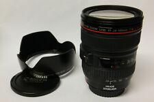 Canon EF 24-105 mm / 4,0 L IS USM  Objektiv für Canon EOS gebraucht (1)