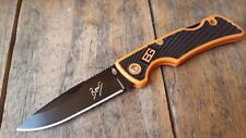 OEM Gerber Bear Grylls Camping Fishing Folding Pocket Knife Compact Scout 2 II