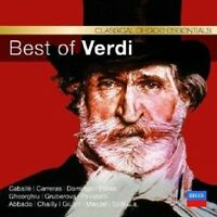 BEST OF VERDI (CC)  CD NEU