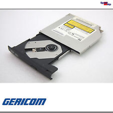 GERICOM WEBSHOX 1730E LAPTOP NOTEBOOK CD-RW BRENNER DVD-ROM LAUFWERK TS-L462 87