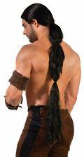 Dothraki Warrior Khal Drogo Game of Thrones ponytail Braid Wig