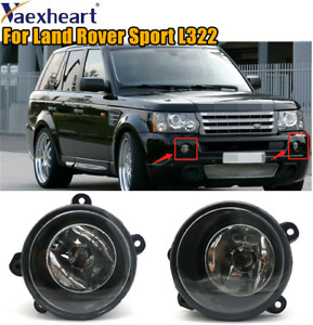 1 Pair for 04-09 LAND ROVER RANGE ROVER SPORT LR3 LH&RH Fog Light With H11 Bulb