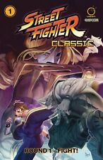 STREET FIGHTER CLASSIC VOL #1 ROUND 1 - FIGHT! TPB Collects #0-6 Udon Ent. TP