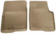 Husky Liners Classic Style Tan Front Floor Liners for 97-17 Ford E-350 & More