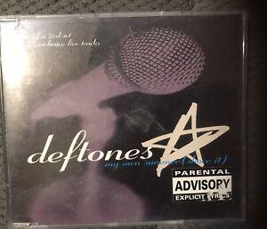 DEFTONES - My Own Summer (Shove It) Part 2 CD EP 1998 Maverick