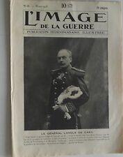 L' Image de la guerre N° 21 Mars 1915 - La vie des Tranchées