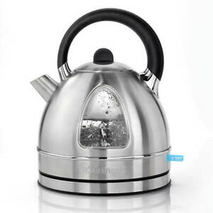 Cuisinart Traditional Brushed Stainless Steel Kettle