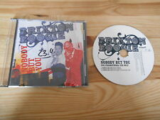 CD Indie Brixton Boogie - Nobody But You (3 Song) Promo FERRYHOUSE REC