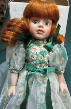 Goebel 9� Lmtd Edit Porcelain Doll – Designed - Karen Kennedy – Exc Cond