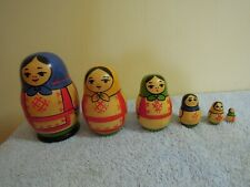 Russian Nesting Doll, Female, Girl, Woman