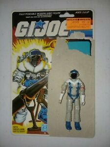 Snow Serpent V1 G.I. Joe Loose And Near Complete 1985 Hasbro