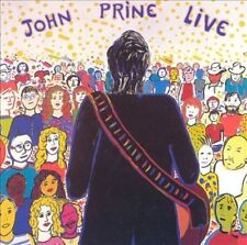 "John Prine ""John Prine Live"" CD! BRAND NEW! STILL SEALED!"