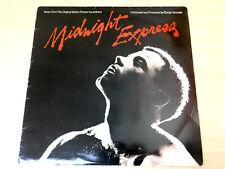 EX !! Giorgio Moroder/Midnight Express/1978 Casablanca Soundtrack LP