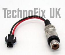 AMPLIFICATORE lineare PTT/di commutazione Fono RCA Adattatore per MX-P50M Minipa 50 LINEARE HF