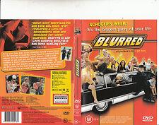 Blurred-2002-Craig Horner-Australia Movie-DVD