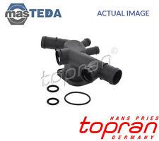 TOPRAN TRANSMISSION END CYLINDER HEAD TIMING COOLANT FLANGE / PIPE 111 229 G NEW
