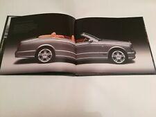 Bentley Azure T Prestige Hardback Brochure