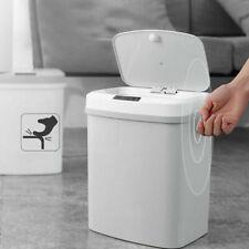 Automatic Touchless Home Waste Garbage Trash Can Bin Household Rechargeable