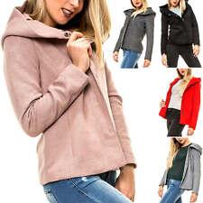 Only Damen Übergangsjacke Kurzmantel Damenjacke Damenmantel Kapuzenjacke Jacke