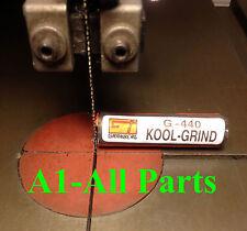 GRINDING LUBRICANT KOOL-GRIND G-440 Chainsaw Bandsaw TableSaw Bit Wheel Stone