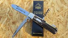 Puma navaja cuchillo de caza cuchillo de caza cuchillo plegable hirschhorn 1.4110 308211
