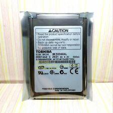 """Toshiba MK3006GAL 30GB Internal 4200RPM 1.8"""" (HDD1442) CF HDD"""