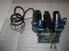 3B777-1500M Tilt & Trim Nissan 90hp 3 Cylinder Outboard Model NS90A
