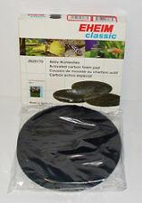 Eheim 2628170 Classic 2217 Carbono almohadillas de espuma X3 Acuario