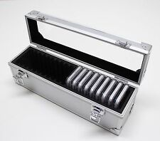 Aluminum Storage & Display Box Case for 20 PCGS or NGC Coin Slab Holders