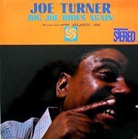 Joe Turner - Big Joe Rides Again [CD]