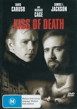 Kiss Of Death - Action / Crime / Thriller / Police - Nicolas Cage - NEW DVD
