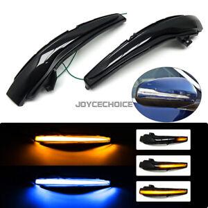 Dynamic Mirror LED Turn Signal Light For Benz C E S GLC W205 X253 W213 W222 W447