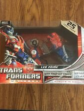 "Transformers Universe Voyager Class Autobot ""Leo Prime"" NIB OOP"