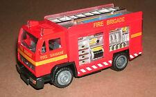 1/50 Scale Fire Engine Rescue Truck Diecast Model  FIRE BRIGADE - 911 Emergency