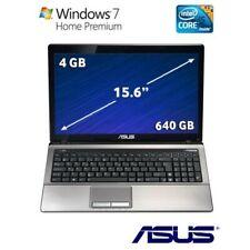 ASUS U56E  I5-2410M 2.3GHz, 6GB DDR3, 640 HDD, HD GRAPHICS 3000 WINDOWS 7