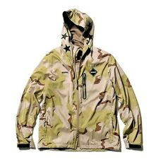 F.C REAL BRISTOL F.C.R.B. CAMOUFLAGE PRACTICE JACKET FCRB-167013