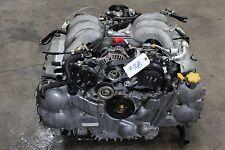 JDM 99-02 Subaru Legacy Outback EZ30 Engine Lancaster H6 3.0L 24V Motor Only