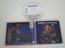 DORO & WARLOCK/RARE DIAMONDS(VERTIGO 848 353-2) CD ALBUM