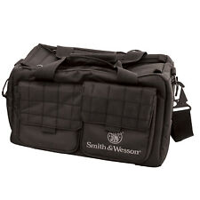 Smith & Wesson 110013 Recruit Tactical Range Bag with Weather Resistant Material
